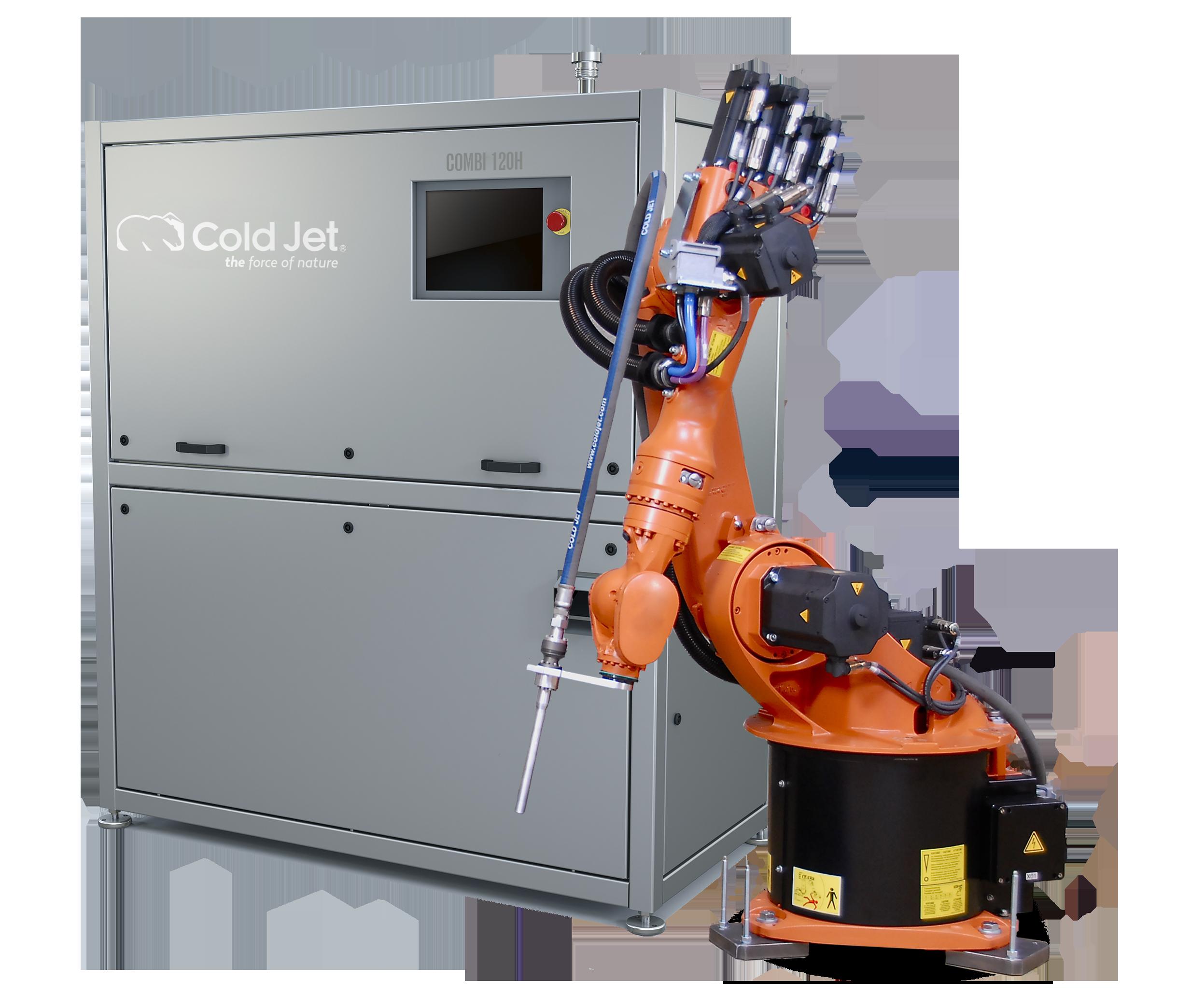 Combi120H w Robot (2)