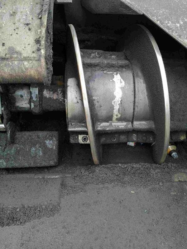 dry ice blasting asphalt removal