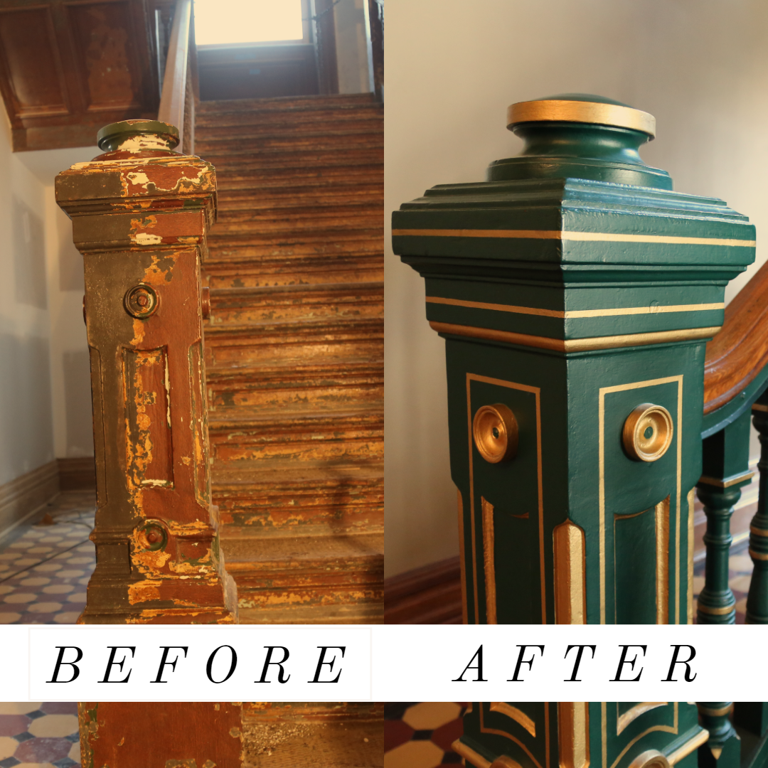 Stairs B&A