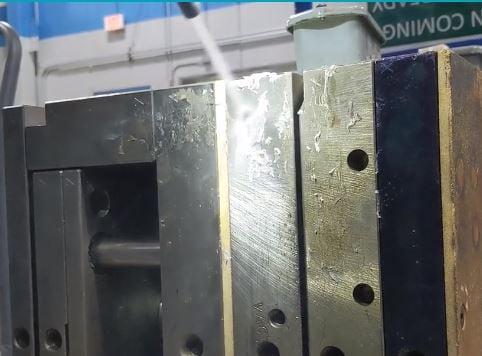 liquid silicone rubber molding