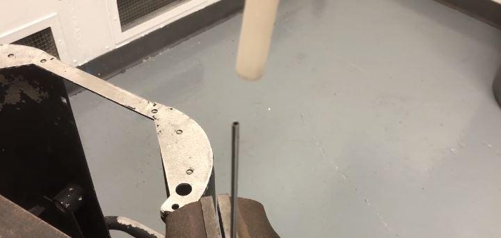metal deburring